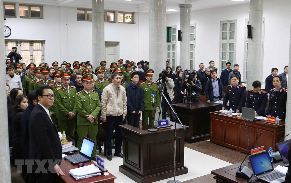 Cấp dưới đề nghị Trịnh Xuân Thanh không nên nhắc đến tình anh em suốt từ hôm qua đến giờ - Ảnh 1.