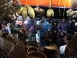 [Photo] Độc đáo phiên chợ Viềng 'mua may bán rủi' ở Nam Định