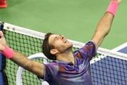 "Del Potro hạ gục Roger Federer, 'đại chiến"" Nadal ở bán kết"