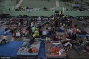 Indonesia đã sơ tán hơn 57.000 người gần khu vực núi lửa Agung