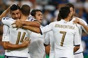Italy đối đầu Thụy Điển tại vòng play-off World Cup 2018
