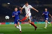 """Chelsea - Roma """"bất phân thắng bại"""" sau màn rượt đuổi kịch tính"""