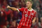 Tài năng trẻ Joshua Kimmich - vũ khí lợi hại của Bayern Munich