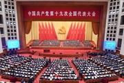 [Photo] Toàn cảnh Đại hội XIX của Đảng Cộng sản Trung Quốc
