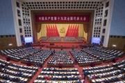 Trung Quốc: Điều lệ Đảng sửa đổi nêu cao cuộc chiến chống tham nhũng