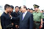 [Video] Thủ tướng Nguyễn Xuân Phúc dự Lễ xuất quân APEC 2017