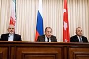 Ngoại trưởng Nga, Iran và Thổ Nhĩ Kỳ thảo luận về tình hình Syria