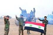 Vây hãm al-Bukanal, quân đội Syria truy quét IS ở sào huyệt cuối cùng