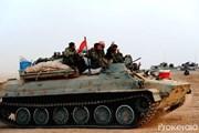 Al-Bukamal thất thủ, 'Vương quốc Hồi giáo' IS bên bờ vực sụp đổ