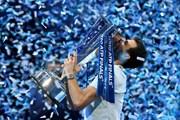 Hạ David Goffin, Grigor Dimitrov lần đầu đăng quang ATP Finals