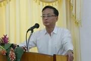 Việt Nam mở lớp hỗ trợ kỹ năng quan hệ công chúng cho báo chí Lào