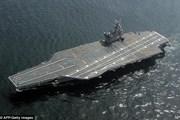 Máy bay quân sự Mỹ chở 11 người bị rơi xuống Thái Bình Dương