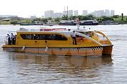 [Video] Trải nghiệm miễn phí buýt đường sông đầu tiên tại TP.HCM