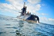 Nga đề nghị hỗ trợ chiến dịch tìm kiếm tàu ngầm Argentina mất tích