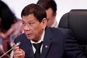 Tổng thống Philippines hối thúc các thủ lĩnh phiến quân đầu hàng