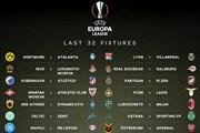 Vòng 1/16 Europa League: Arsenal dễ thở, Đức-Italy đại chiến