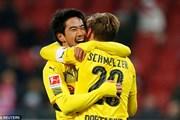 """Dortmund giành chiến thắng đầu sau chuỗi 8 trận """"siêu tồi tệ"""""""