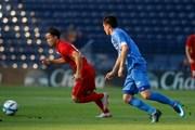 Cập nhật U23 Việt Nam - U23 Uzbekistan: Công Phượng lập công