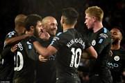 """Man City lập kỷ lục 'vô tiền khoáng hậu"""" tại Premier League"""