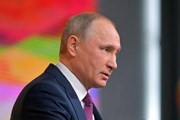 Tổng thống Putin: Chính quyền Nga hiện không có đối thủ cạnh tranh