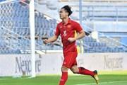Cận cảnh Công Phượng lập cú đúp vào lưới tuyển U23 Thái Lan