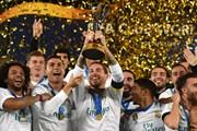 Ronaldo và Real Madrid lập kỳ tích chưa từng có trong lịch sử