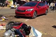 Đắk Lắk: Xe ôtô mất lái gây tai nạn, khiến 3 người thương vong
