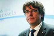 Ông Puigdemont được ủng hộ ứng cử thủ hiến Catalonia dù vẫn lưu vong