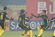 U23 châu Á: Malaysia tạo địa chấn, chờ U23 Việt Nam gây sốc