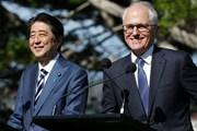 Thủ tướng Australia và Nhật Bản cam kết ký cam kết sớm ký CPTPP