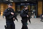 Anh phong tỏa gần nhà ga Kings Cross vì bưu kiện khả nghi