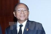 Đảng Nhân dân Campuchia cầm quyền tổ chức đại hội bất thường