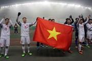 Lịch thi đấu và trực tiếp vòng tứ kết giải vô địch U23 châu Á 2018