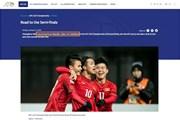 """AFC lại nhầm lẫn khi """"gạch tên"""" tuyển U23 Việt Nam khỏi bán kết"""
