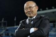 Chưa đá bán kết, HLV Park Hang Seo đã được hỏi về chung kết