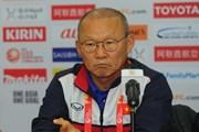 HLV Park Hang Seo nói gì sau khi U23 Việt Nam vào chung kết?