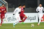 Phát hiện của HLV Park Hang Seo về nhược điểm của U23 Qatar