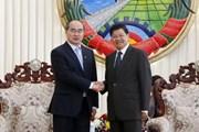 TP.HCM chia sẻ kinh nghiệm xây dựng đô thị với thủ đô Vientiane