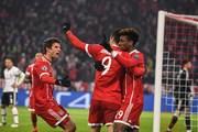 Vùi dập Besiktas 5-0, Bayern Munich nắm chắc vé vào tứ kết