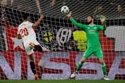 """Champions League: David de Gea """"cứu"""" M.U, AS Roma thua ngược"""