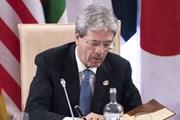 Cựu Tổng thống Italy đánh giá cao Thủ tướng Paolo Gentiloni