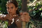 """Tomb Raider: """"Cô gái Đan Mạch"""" lột xác thành đả nữ Lara Croft"""