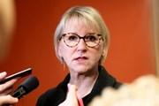Ngoại trưởng Thụy Điển thông báo kết quả làm việc với Triều Tiên