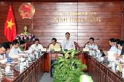 Công bố quyết định thanh tra công tác cán bộ Sở Công Thương Hậu Giang