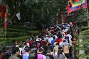 Sẵn sàng cho Lễ giỗ Tổ Hùng Vương-Lễ hội Đền Hùng 2018