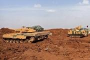Thổ Nhĩ Kỳ tuyên bố sẽ quét sạch YPG khỏi khu vực biên giới Syria
