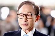 Hàn Quốc: Tòa án phát lệnh bắt giữ cựu Tổng thống Lee Myung-bak