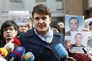 Ukraine tước quyền miễn trừ của nữ phi công từng bị Nga bắt giữ