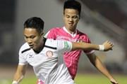 Phi Sơn tỏa sáng giúp HLV Miura thắng trận đầu tại V-League
