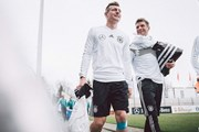 """""""Đại chiến"""" Đức- TBN và Brazil: Khúc dạo đầu của World Cup"""